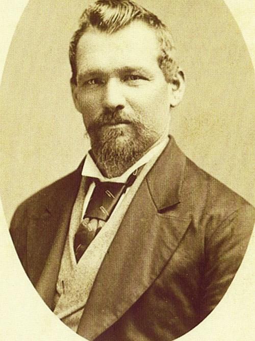 Johann Heinrich Scherrl (Kapitän u. Bootsbauer) 1890-1891