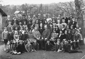 ca. 1929 Volksschule Krumpendorf