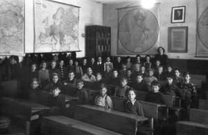 1951 Volksschule