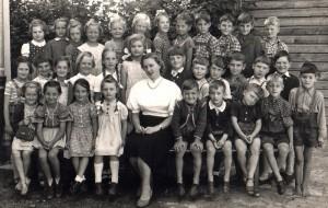 1955 1. Klasse