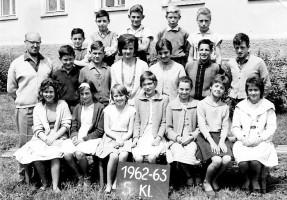 1963 5. Klasse