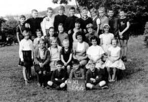 1966 4. Klasse