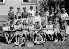 1969 4. Klasse