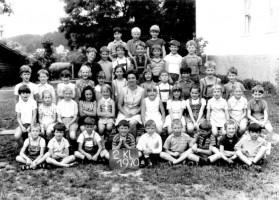 1970 2. Klasse