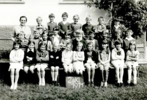 1971 2a Klasse