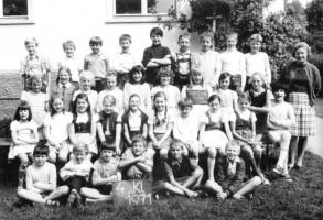 1971 4. Klasse