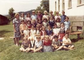 1972 3a Klasse