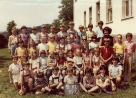 1972 4. Klasse