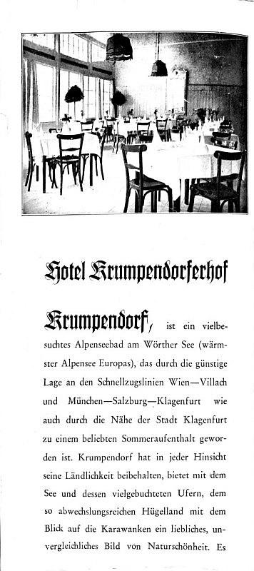 Prospekt Krumpendorferhof 1939-44 Seite 2