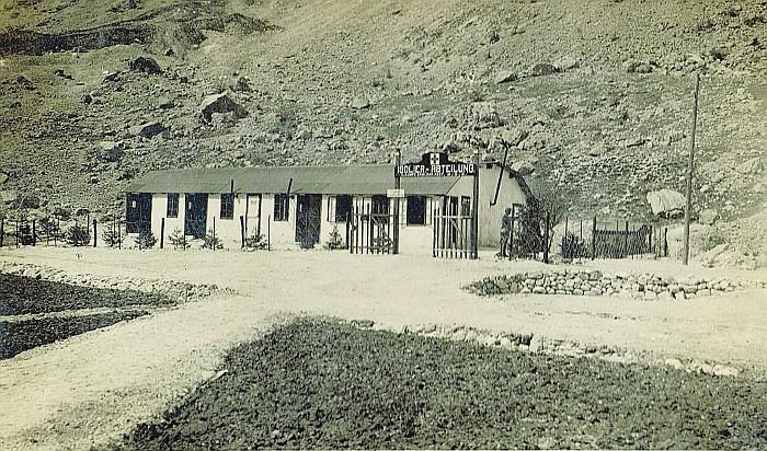 Isolier-Abteilung in Soca