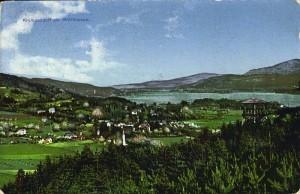 Aussichtsturm Krumpendorf 1914