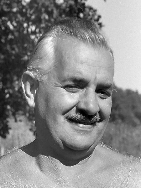 Franz Babitsch 1955