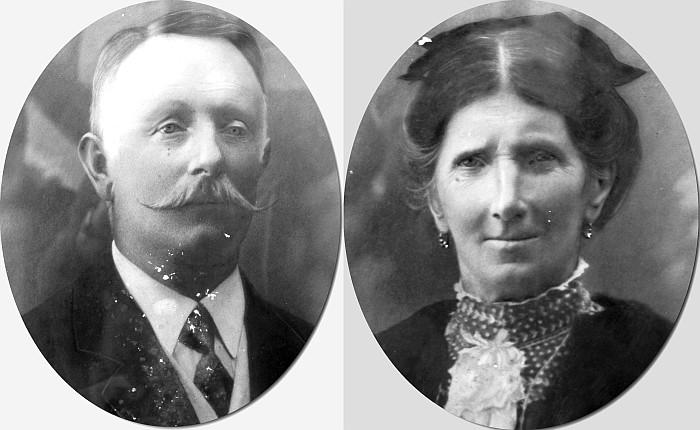 Albert und Anna Nagele