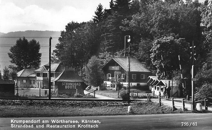 Bad Kropfitsch 1954/55