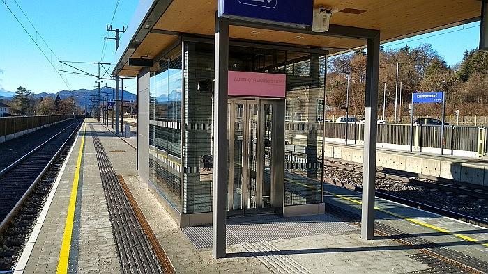 Bahnhof Krumpendorf 2020