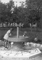 Bahnhofbrunnen 1942