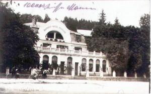 Bahnhofhotel 1923