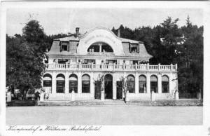 Bahnhofhotel 1927