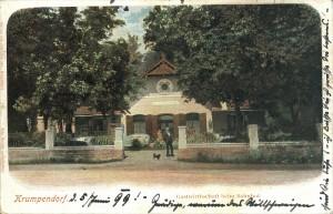 Bahnhofsrestauration 1899