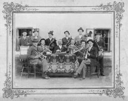 Bläsergruppe ca. 1910