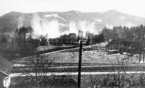 Bombennotabwurf 1944