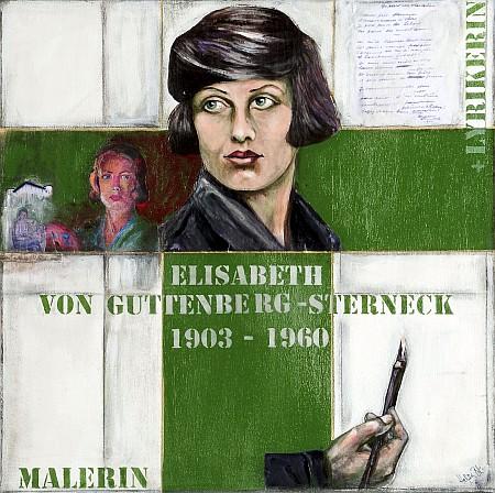 Collage von Hella Buchner-Kopper