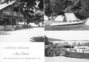 Camping-Freuden