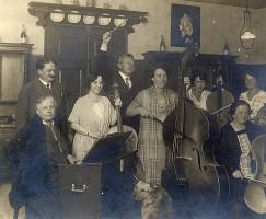 Damenorchester Krumpendorf 1926