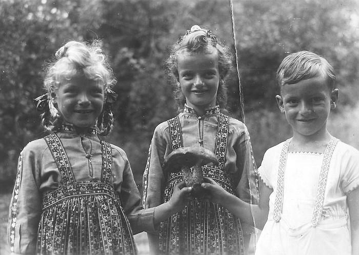 Dinklage-Kinder 1944/45