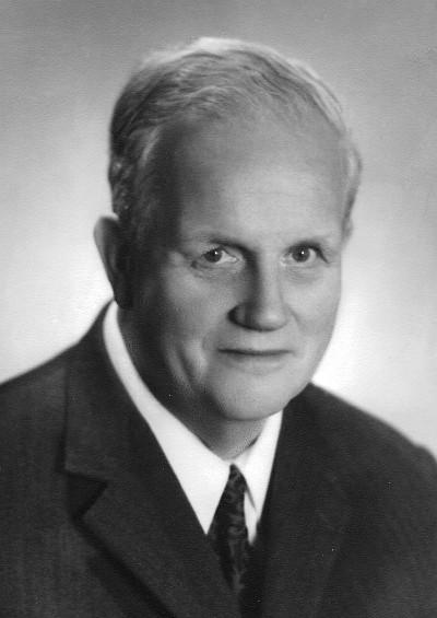 Karl Dinklage 1971