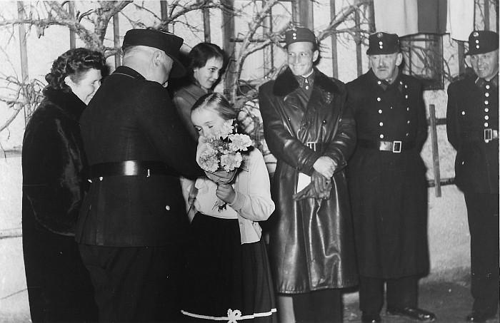 Josef Ressmann 70igter Geburtstag 1958