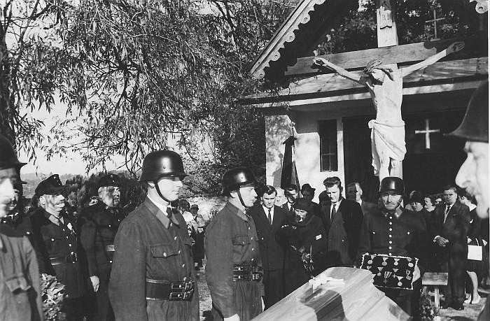 Begräbnis Josef Kernjak 1960