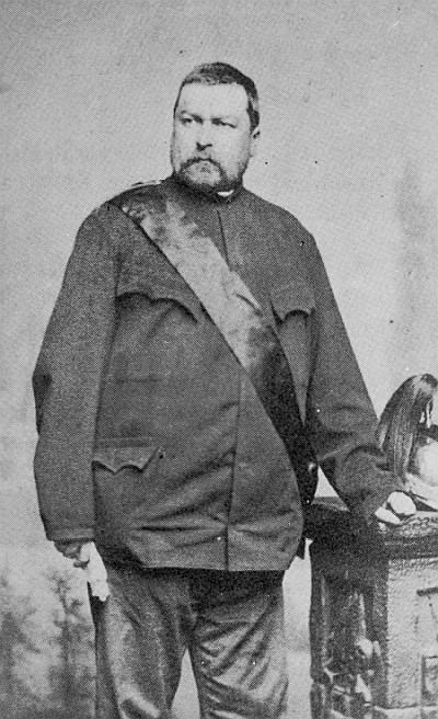 Anton Wieninger 1880, Gründer der FF Krumpendorf