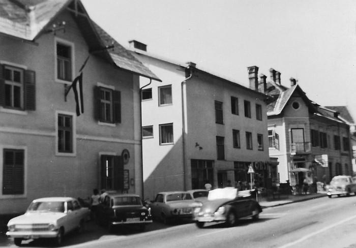 Haus Filler Straßenansicht 1960er