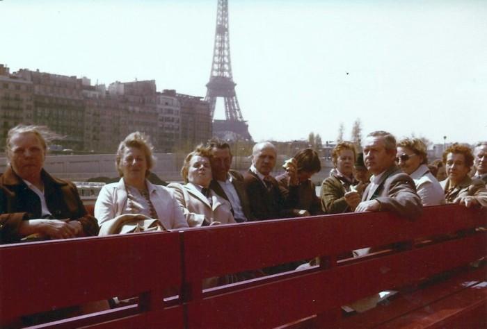 Filler Busreise nach Paris