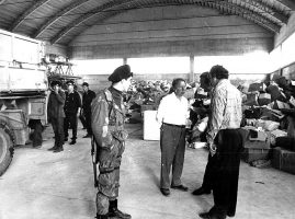 Hilfseinsatz Gemona 1976