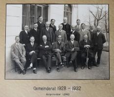 Gemeinderat Krumpendorf 1928-1932