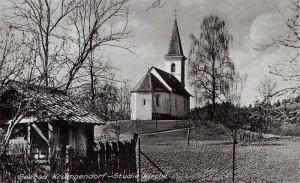 Georgskirche 1930er Jahre