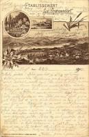 Gut Krumpendorf 1901
