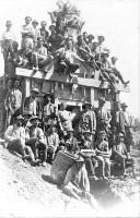 Hochquellenwasserleitung Krumpendorf Richtfest 1928