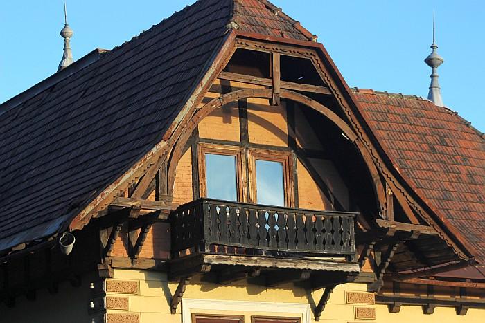 Hotel Wörthersee Balkon Westseite 2016