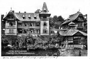 Hotel Wörthersee 1928