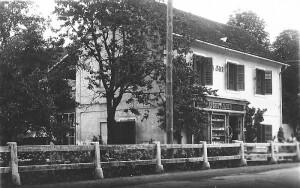 August Jäger Gemischtwaren 1943