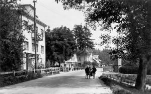 August Jäger Gemischtwaren 1947