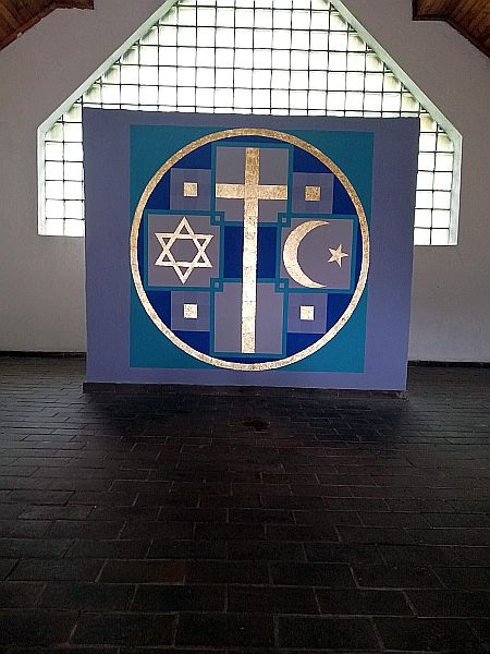 Altarbild Friedenskirche 2021