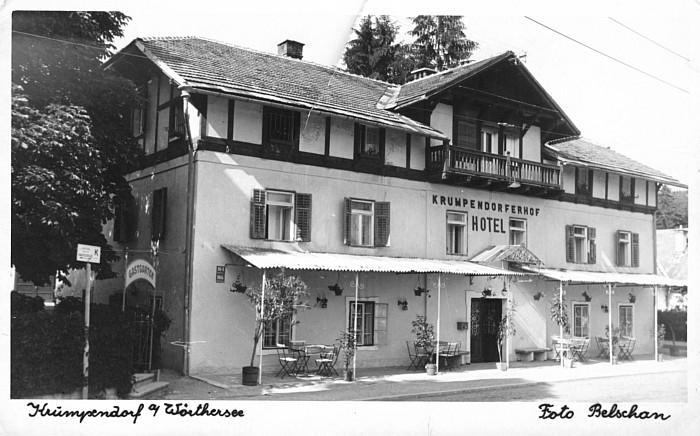 Krumpendorferhof 1952