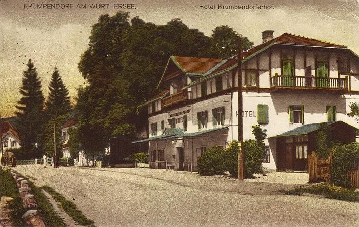 Krumpendorferhof 1925