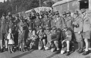 Kaserne Krumpendorf 1943