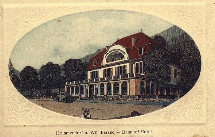 Bahnhofhotel 1908