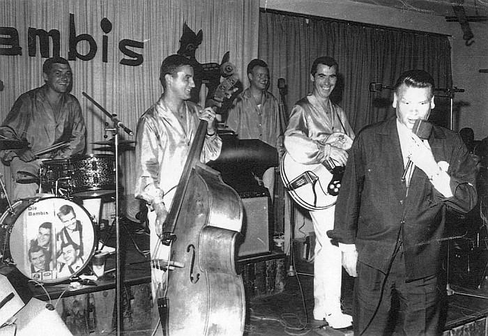 Die Bambis mit Heinz Conrads